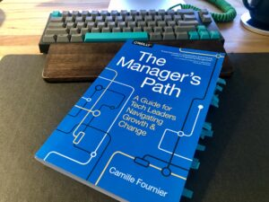 The Manager's Path Book